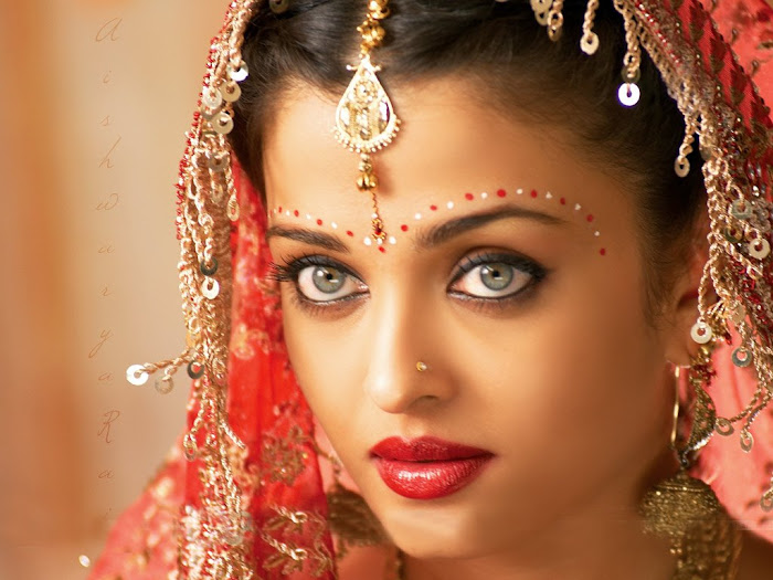 Wedding Hairstyles for Indian Brides | modhair,cute hairstyle ...