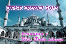 Pengalaman Umroh Plus Turki