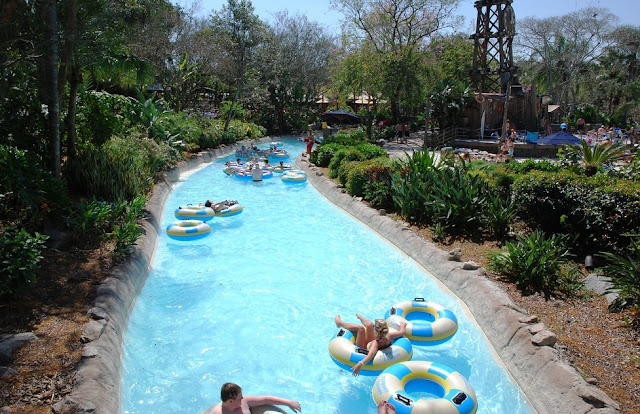 Typhoon Lagoon Disney Correnteza