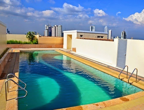 Stamford mckinley hill stamford executive residences at - Swimming pool electrical deck box ...