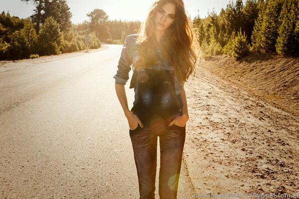 Enteritos de jeans Sweet invierno 2014.