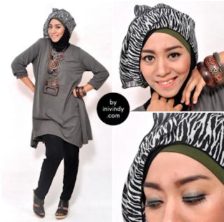 Model Hijab Turban