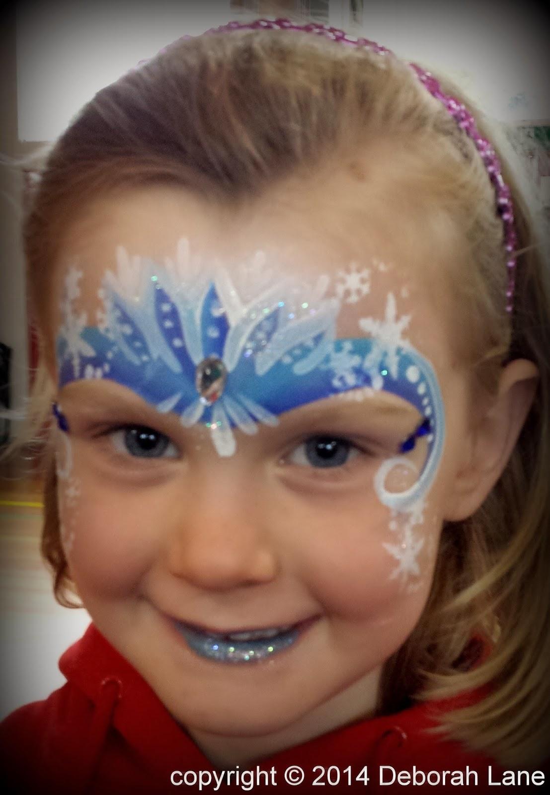 End of School Term 1 - 2014 | Face Painting by Deborah Lane
