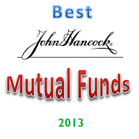 Best John Hancock Mutual Funds 2013