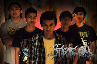 Stigmatuary Band Brutal Death Metal bandung Foto Logo Artwork Wallpaper