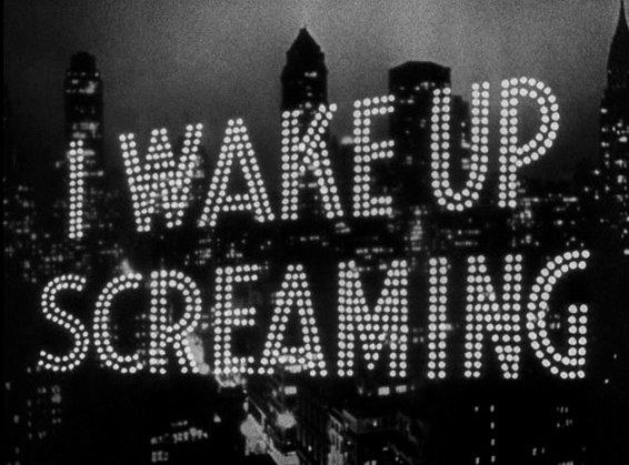 june and art i wake up screaming