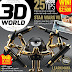 3D World – February 2015 [Magazine] Free Direct Download/Read Online Mediafire Link