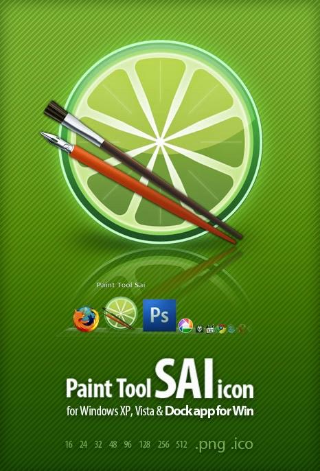 Download Paint Tool Sai English Pack