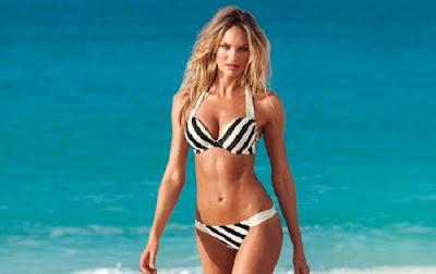 Candice Swanepoel Hot Bikini