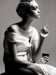 Gemma Ward.