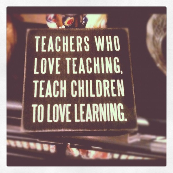 How It Ends: 6 Reasons Why I Love Teaching