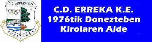 C.D.ERREKA K.E.