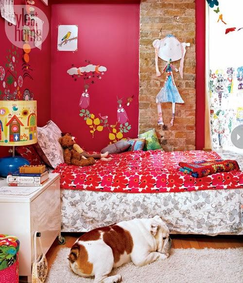 quarto lindo de adolescente