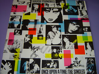 Once upon a time singles collection by Siouxsie and the Banshees