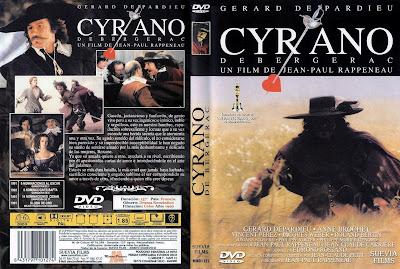 Cyrano de Bergerac 1990 | Carátula