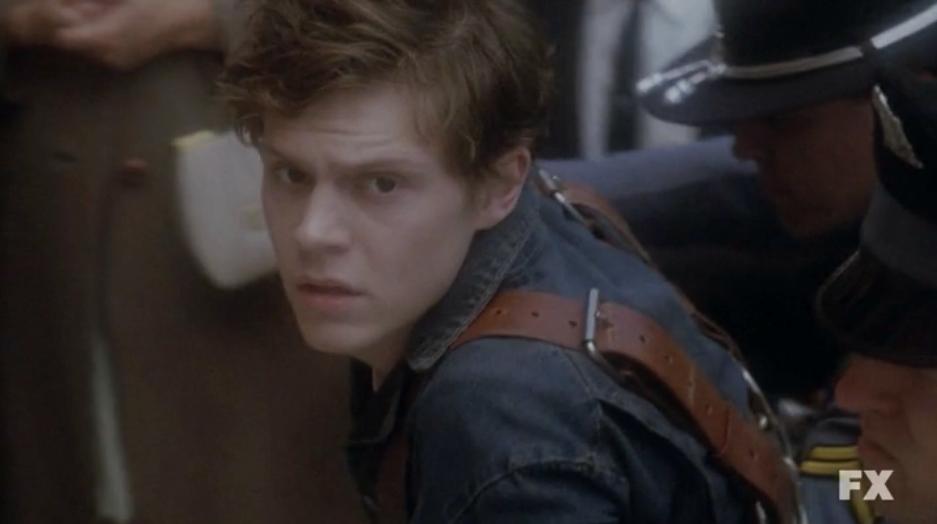 Evan Peters volverá en 'American Horror Story: Hotel'