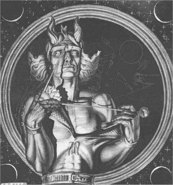 Copernicus-Satan by Polish Artist Stanislaus Szukalski