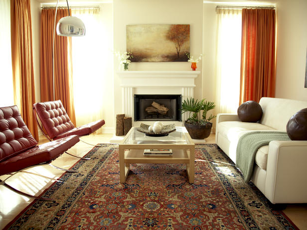 Exciting Burnt Orange Living Room Furniture