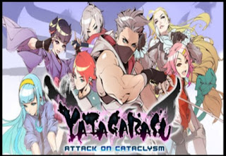 Game PC Yatagarasu Attack on Cataclysm Full Terbaru
