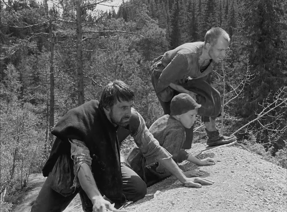 El Manantial de la Doncella (1960) Ingmar Bergman (HD)