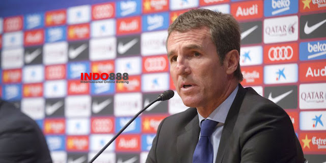 Robert Fernandez Yakin Barcelona Menang Atas Real Madrid - Indo888News