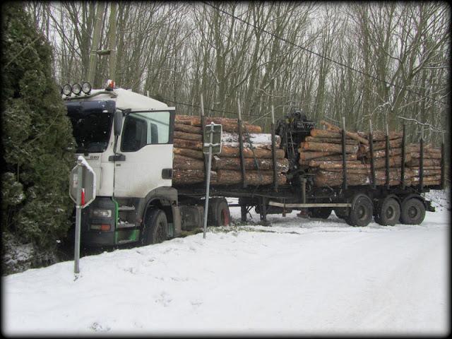 camion in de gracht