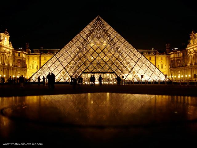 Travel Tuesday: The Louvre, Paris