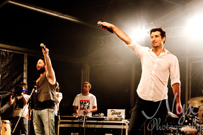 Perth music photography: The Cat Empire
