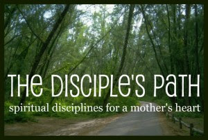 The Disciples Path --- Parenting from the Overflow