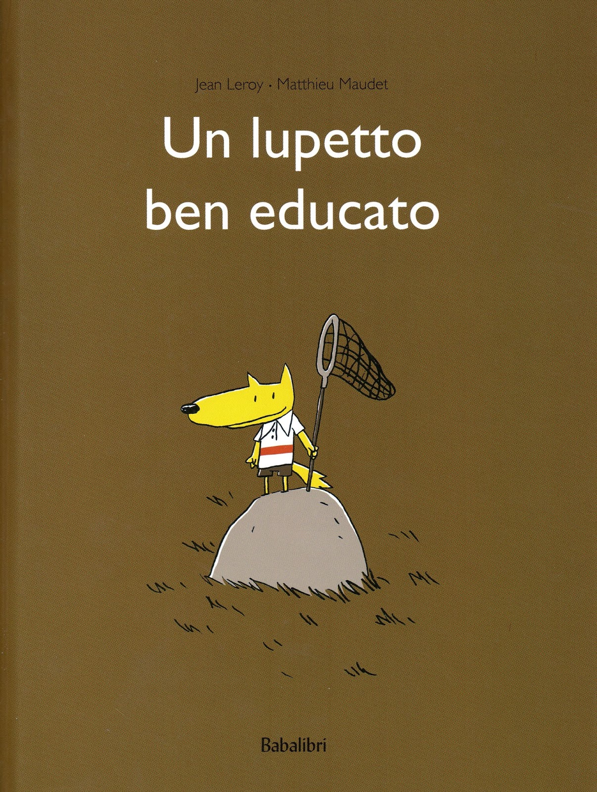 Un lupetto ben educato Book Cover