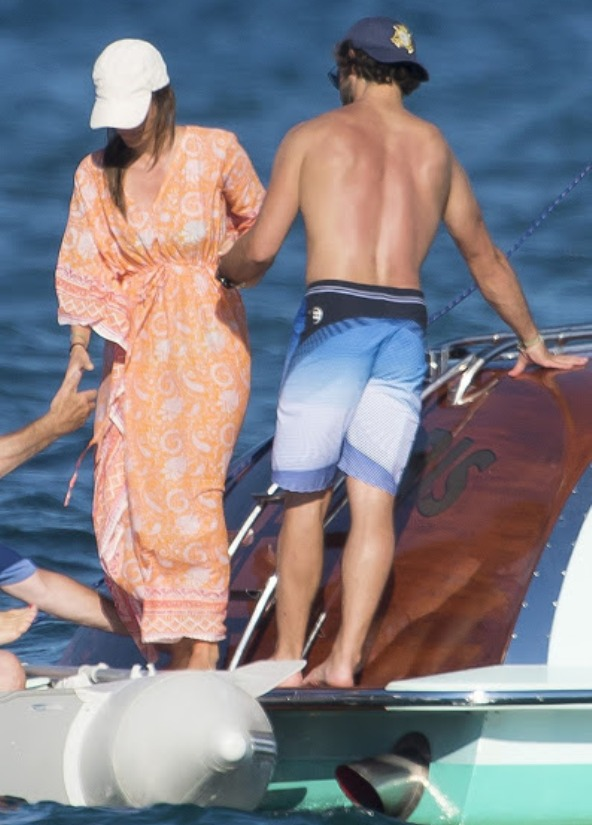 Prince Carl Philip And Princess Sofia, Summer 2015
