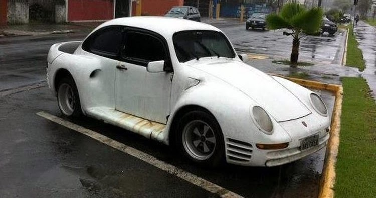 poor man 39 s porsche 959 tries to cover its vw bug roots. Black Bedroom Furniture Sets. Home Design Ideas