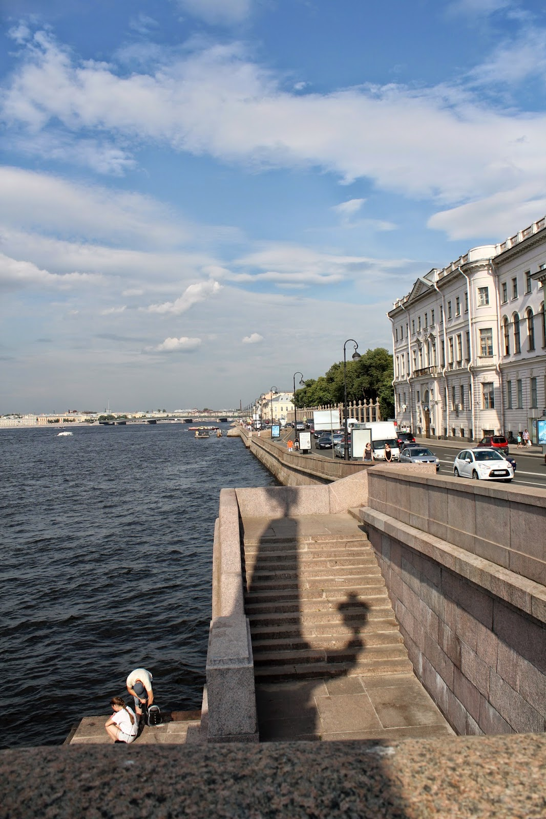 Нева. Петербург