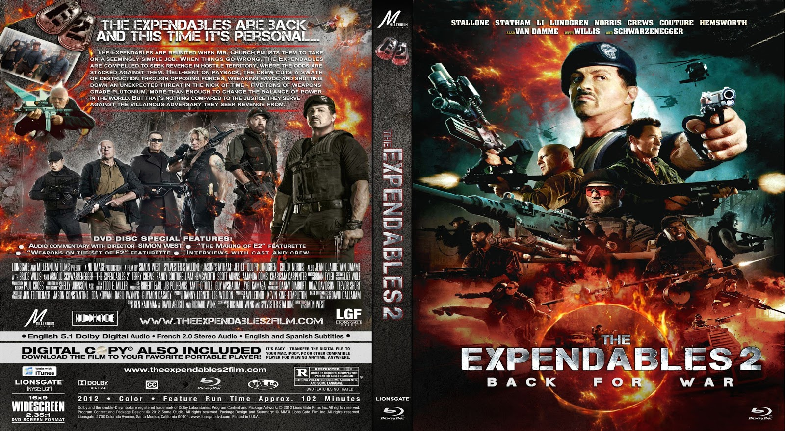 the expendables 2 1080p bluray download / investigatedabiding.gq