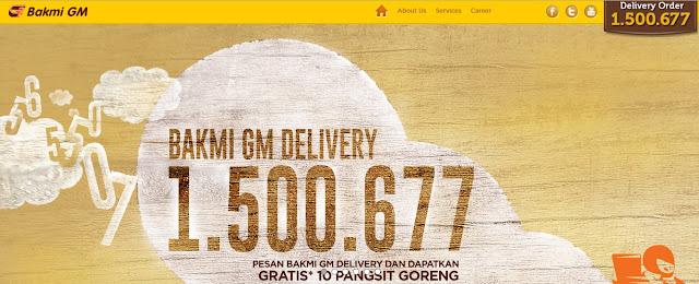 promo delivery bakmi GM
