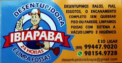 Desentupidora e Limpa Fossas Ibiapaba