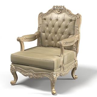 Fauteuil baroque canap fauteuil et divan for Canape style baroque