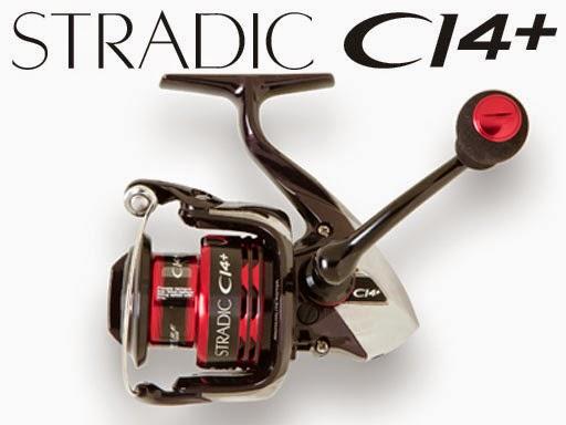 Shimano Stradic CI4+ 2014