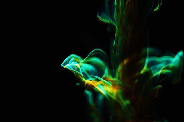 Fluorescein water
