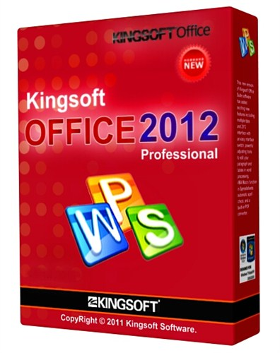 [MULTI] Kingsoft Office 2012 Professional v8.1.0.3018