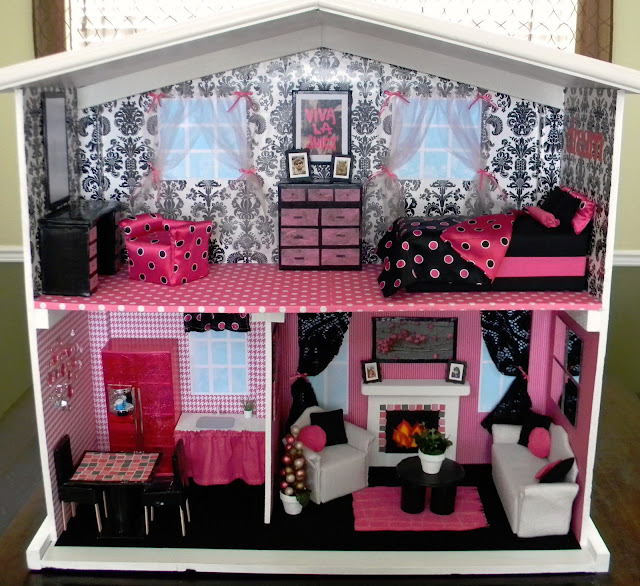 DIY Barbie Doll House