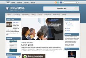 PrimeraWeb Blogger Template
