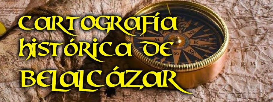 CARTOGRAFIA DE BELALCÁZAR
