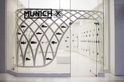 Munich store by Dear Design