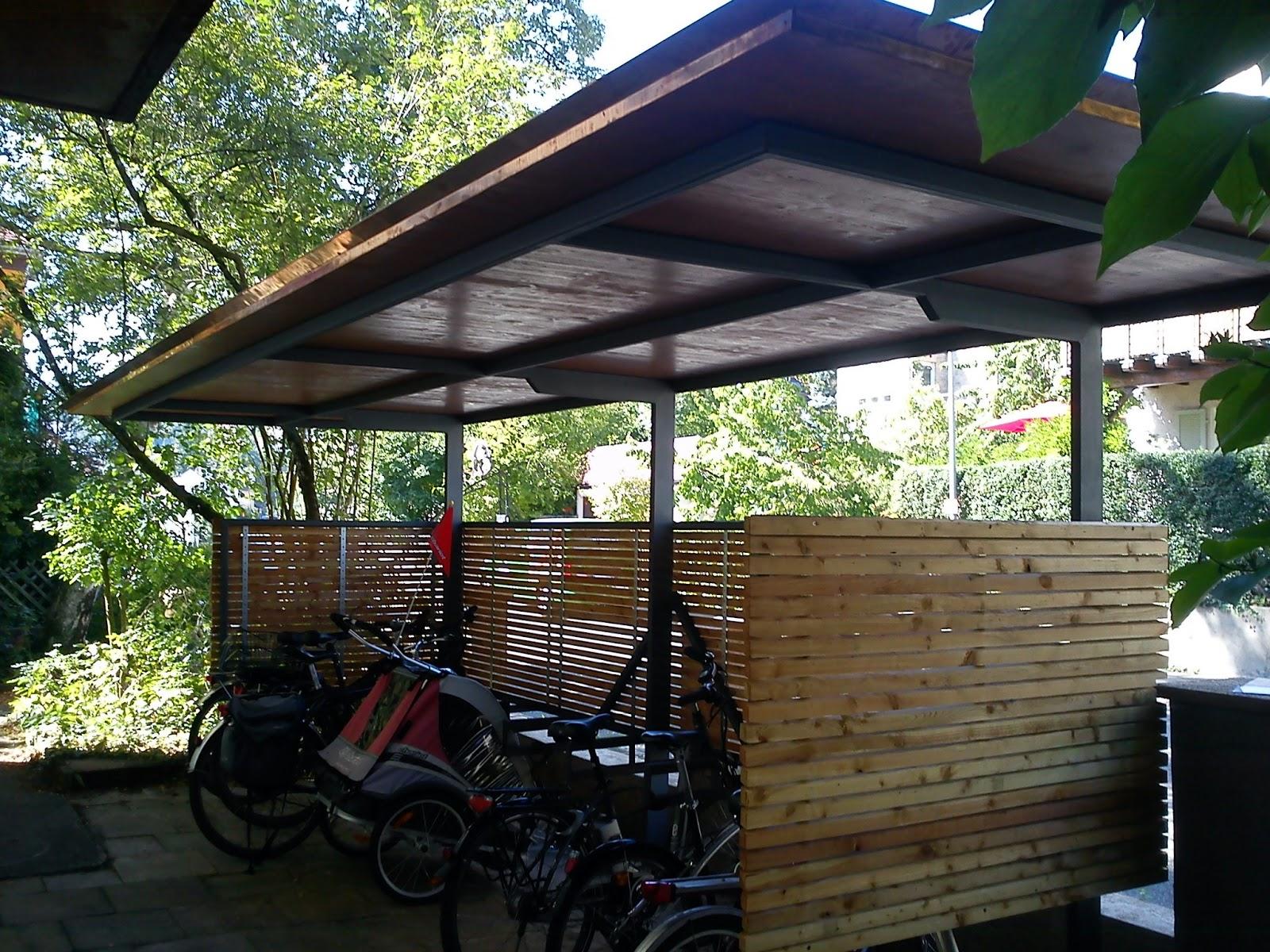 peter kiess freier architekt t bingen fahrrad berdachung. Black Bedroom Furniture Sets. Home Design Ideas