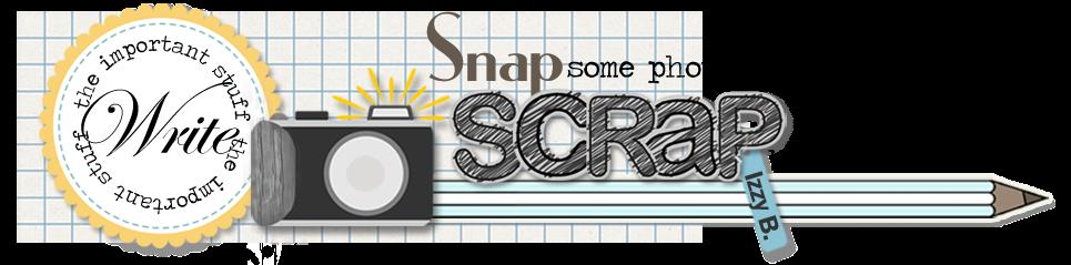 Write Snap Scrap