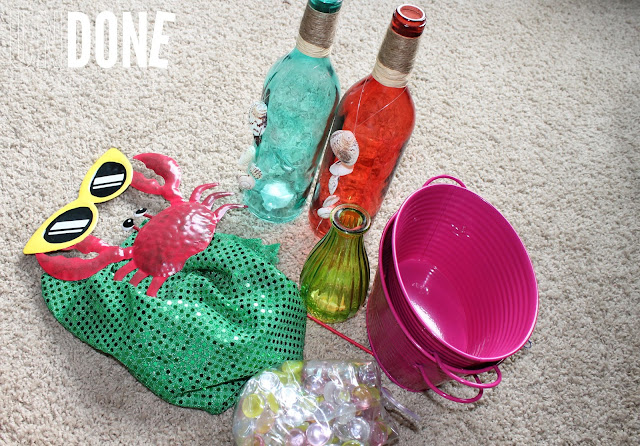 {The UNDONE Blog} Mermaid Party supplies