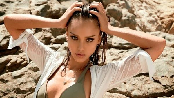 Jessica Alba en Maxim