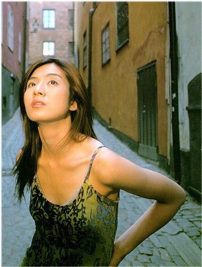 Girl of Sexy: Charlie Yeung