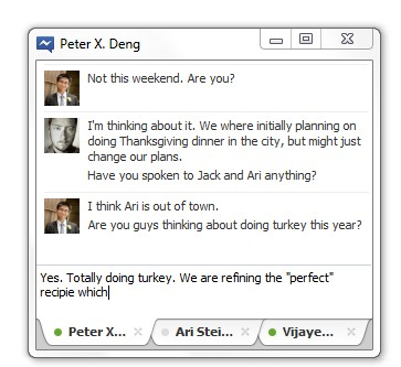 Facebook Messenger Desktop Client Windows